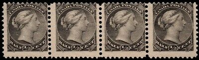 Canada 1882 'Small Queen' Scott #34 - Mint Never Hinged