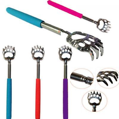 Cute Bear Claw Telescopic The Ultimate Stainless Back Scratcher Extendable