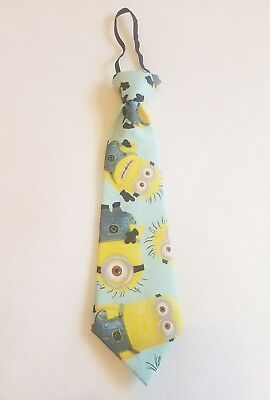Minions Mint Green tie for kids toddler baby FAST SHIPPING!