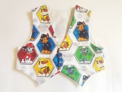 PAW Patrol Vest in White size 12 months 1yr made of cotton blend