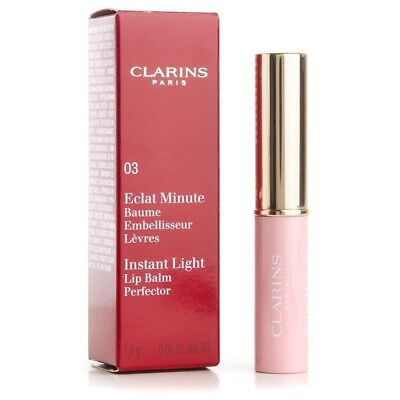 CLARINS Eclat Minute Baume Embellisseur Levres - Rossetto 03 My Pink
