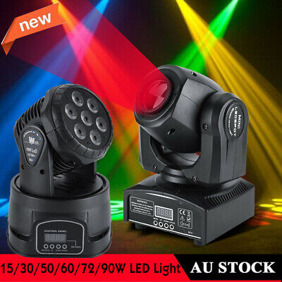 15/30/50/60/72/90W LED Lights Laser Stage Lighting Club Light Project Show