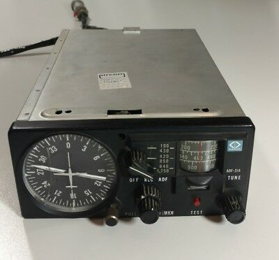 Narco ADF 31A Automatic Direction Finder Untested Parts Or Repair Used