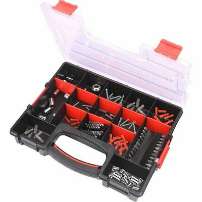 ToolPro Plastic Organiser - 15 Compartment