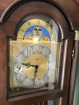 Ethan Allen Grandfather Clock