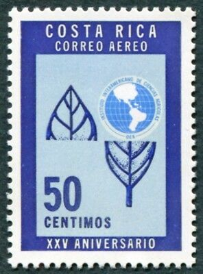 COSTA RICA 1967 50c SG771 MNH FG Institute of Agricultural Science Anniv #W47
