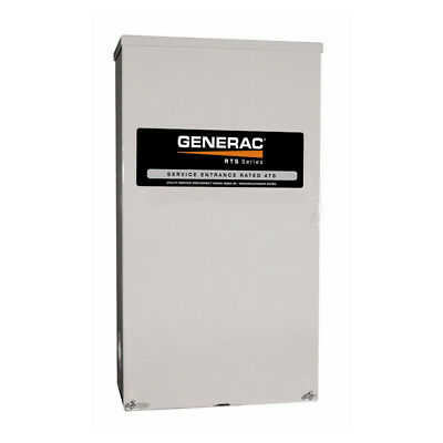 Generac Guardian 100-Amp Automatic Transfer Switch w/ Service Disconnect