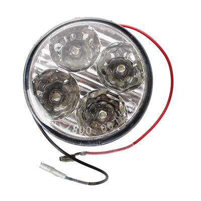5X(2x4W LED White Light Daytime Fog 4 High Power DC 12V Car)
