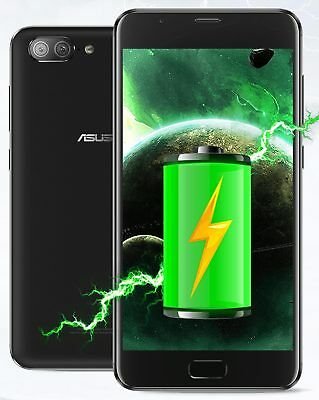 "5000mAh 5.5 "" Asus Zenfone 4 Max Plus 4G Smartphone Android 73g+32GB 13MP"