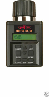 Agratronix Grain moisture tester for coffee USA Portable grain moisture meter