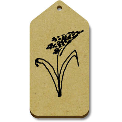 'Goldenrod Plant' Gift / Luggage Tags (Pack of 10) (vTG0014919)
