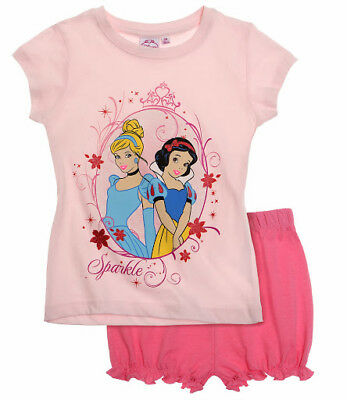 POSTEN Disney Princess Shorty-Pyjama