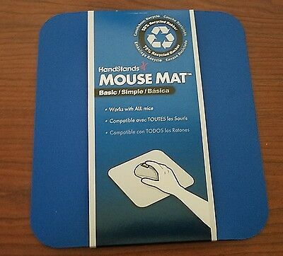 Super Size Mouse Mat - Blue