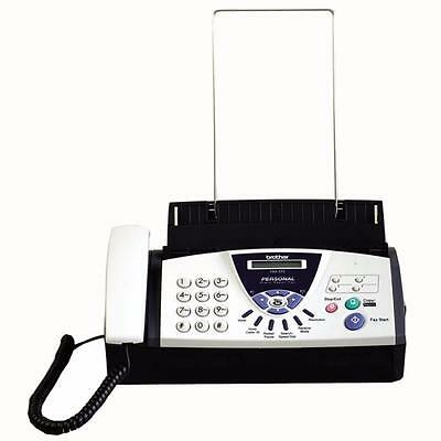 Brother Fax 575 Personal Plain Paper Fax, Phone & Copier