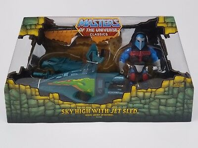 2015 Masters of the Universe MOTU Sky High With Jet Sled