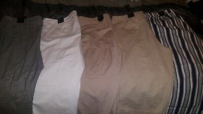 Lane Bryant pant lot size 28w nwt 5 pair