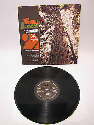 LP Talkin' Jazz Vol. 2 (More Themes From The Black Forest) vg + / vg +