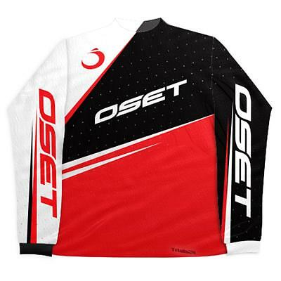 New Oset Infinity Junior Trials Shirt-Official Oset Clothing