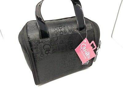 Caboodles Tapered Tote Sassy Makeup Cosmetic Bag Purse Womens Travel