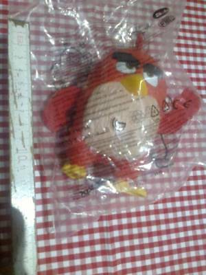 2017 Toy Burger King Angry Birds Red Terence Bird NEU + OVP