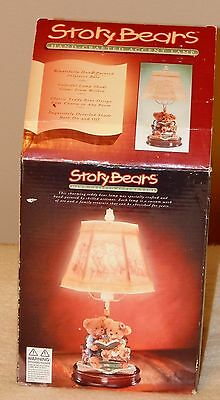 Story Bear Hand Crafted Accent Lamp