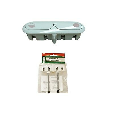 Caroma Toilet Dual Flush Buttons Amp Bezel 2000 Series White