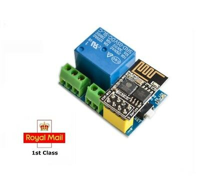 ESP8266 5V WiFi relay module Things smart home remote control switch phone IoT