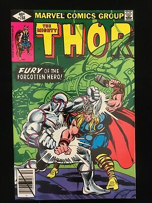 Thor #288 Vf High Grade! Marvel Comics Bronze Age Thor!