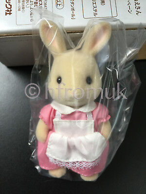 Sylvanian Families Japanese 20th Anniversary Edition! Milk Rabbit older Sister