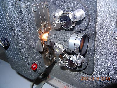 Keystone Camera 8 mm Sixty 60 Movie Projector Vintage Working