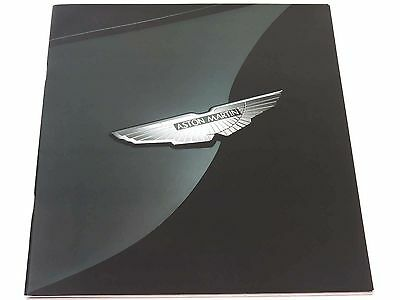Aston Martin DB7 Sales Brochure Catalog 1997 MINT