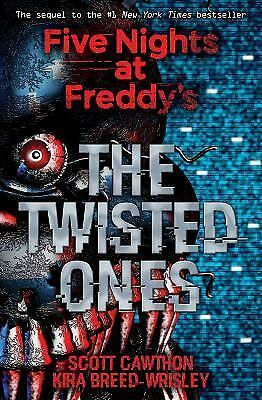 The Twisted Ones:Five Nights at Freddy's Series by Scott Cawthon Paperback 06/27