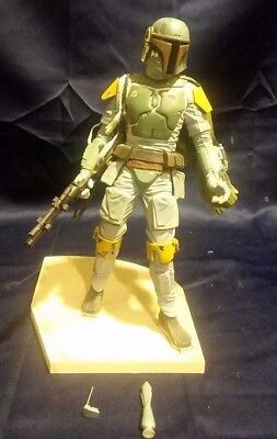 Star Wars Boba Fett Model: Sgt Kotobukiya artfx, 1/7 scale