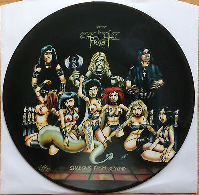 Celtic Frost - Shadows From Beyond LP, Picture Disc, lim. 150 copies