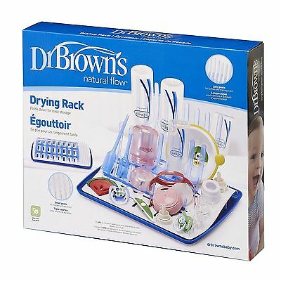 Dr. Brown's Natural Flow Universal Drying Rack Drainer for Baby Bottles - 13