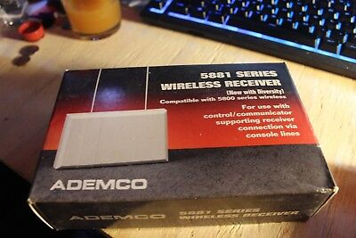 Ademco 5881 Series Wireless Receiver (New In Box)
