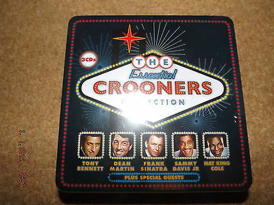Various Artists-The Essential Crooners Collection CD / Box Set NEW