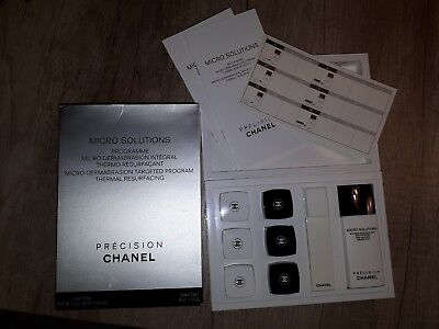 Chanel Micro Solutions Micro dermabrasion programm 3 wochen kur