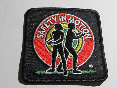 home depot collectibles home safety in motion patch