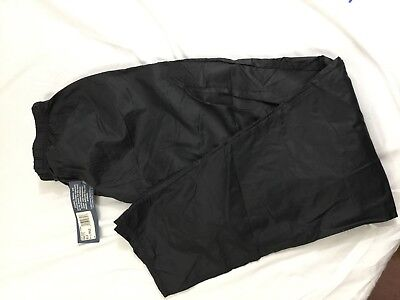VTG-Capezio Warm up Pants RipStop Pants Trash Bag Pants Warm Up Pants Dance NWT
