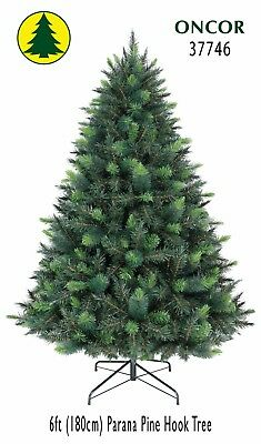 6ft Eco-Friendly Oncor Parana Pine Christmas Tree [Warehouse Deal]