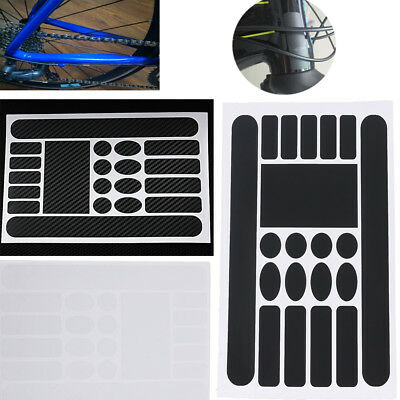 New Cycling Sticker Bicycle Frame Protector Chainstay Cover Repair Bike Paster
