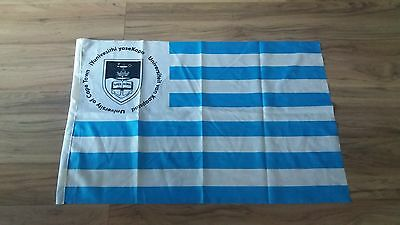 South African Rugby Flag Uct Ikey Tigers Varsity Cup 2014