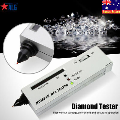 Diamond Tester Gemstone Selector II Gems Tool LED Indicator Rare in the World