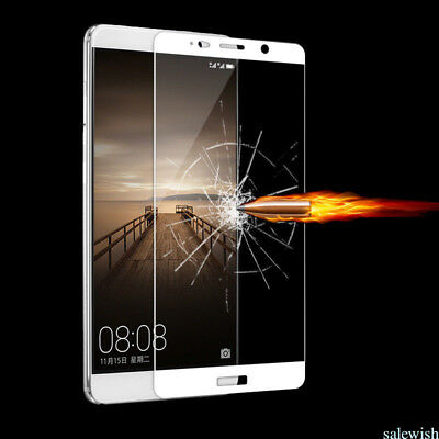 Real Full Cover Tempered Glass Curved Screen Protector For Huawei MATE 10 Models