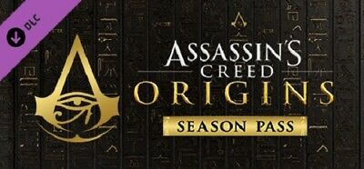 Assassin's Creed Origins - Season Pass- PC Global Play Not Key/Code - Günstigst