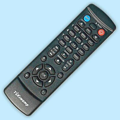 Remote Control for Yamaha RX-V861 by Tekswamp Computers ...