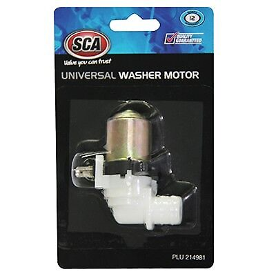 SCA Washer Motor - Universal