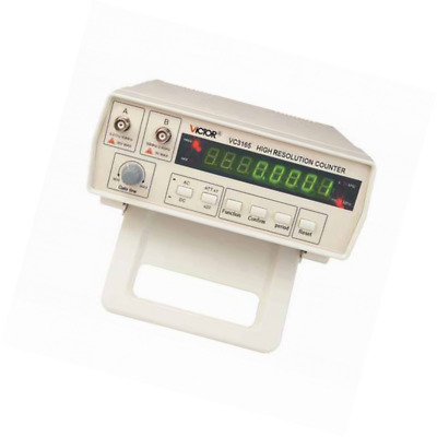 VICTOR VC3165 Radio High Frequency Counter RF Meter 0.01Hz-2.4GHz Professional T