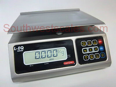 Tor Rey LEQ-10/20 Portioning Scale, 20 LB Capacity - Legal for Trade - NTEP